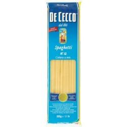 Спагети № 12 500g De Cecco