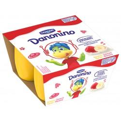 Данонино банан и малина