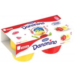 Данонино гигантино Ягода и ванилия 2x90g