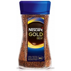 Nescafe Gold без кофеин 100g