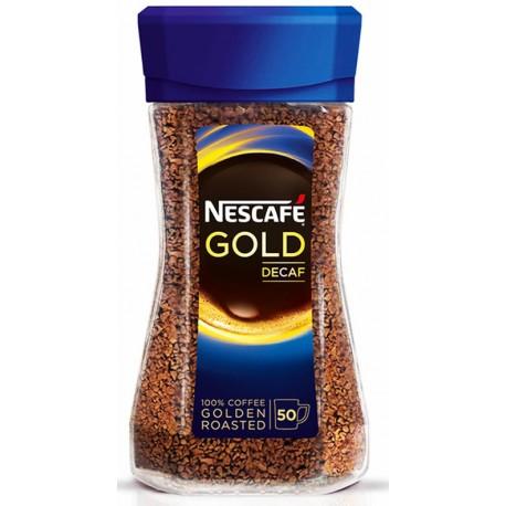Nescafe Gold без кофеин 100g
