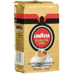 Кафе LAVAZZA QUALITA ORO МЛЯНО 250g