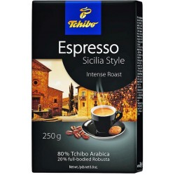 Кафе Tchibo Еspresso Sicilia Style мляно 250g
