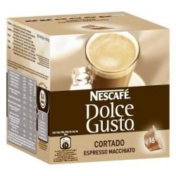 КАФЕ NESCAFE DOLCE GUSTO CORTADO16бр.x6,3g