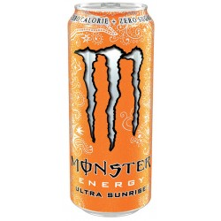 ЕНЕРГИЙНА НАПИТКА MONSTER ULTRA SUNRISE 500ml