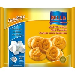 Банички от точени кори BELLA със сирене 8x60g