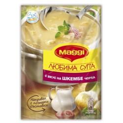 Любима супа Шкембе чорба Maggi 43g