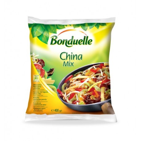 Замразен китайски микс Бондюел 400 g