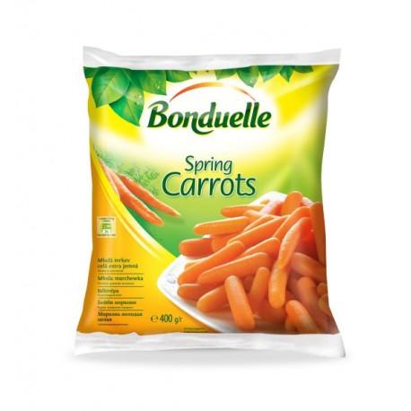 Замразени бейби морковчета Бондюел 400 g