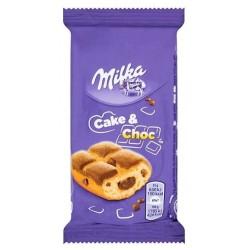 Кексче Milka Кейк и шоколад 35g