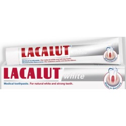 Паста за зъби Lacalut White 75ml