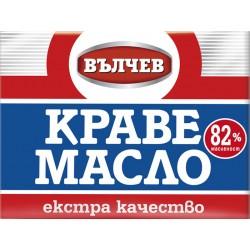Краве масло Вълчев екстра 82% 125g