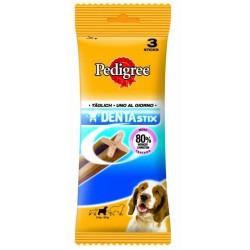 Храна за кучета Pedigree DentaStix Medium 3бр. 77g