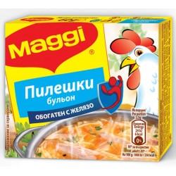 Пилешки бульон 80g Maggi