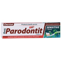 Паста за зъби DENTAL ANTI PARODONTIT SENSITIVE 7 HERBS 100ml
