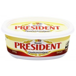 Масло President 250g Кутия