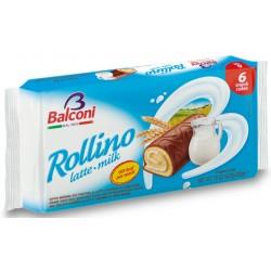 Мини рула Мляко BALCONI 222g