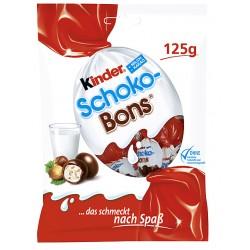 Бонбони Kinder Schoko-Bons 125g