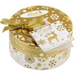 Lindt Златни пралини 140g кръгла кутия