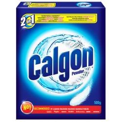 Препарат Calgon срещу котлен камък за перална машина 500g