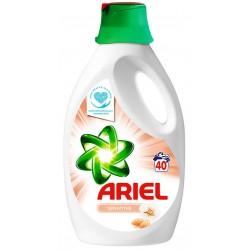Течен препарат за пране Sensitive Ariel 2.6l