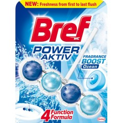 Ароматизатор Bref Power aktiv WC 50g Ocean