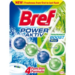 Ароматизатор Bref Power aktiv WC 50g Pine