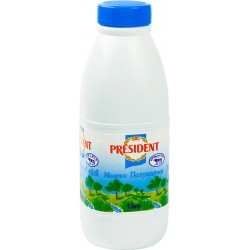 Прясно мляко President 1.5% 1l