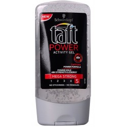 Гел за коса Taft Power Водоустойчив 150ml