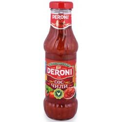 Чили сос Дерони 325г