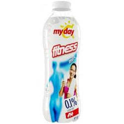 Прясно мляко My day Фитнес 0.1 % 1l