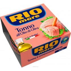 Риба Тон Rio mare зехтин 160g