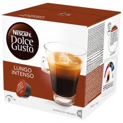 Кафе NESCAFEКафе NESCAFE Dolce Gusto Lungo Intenso 16х9g
