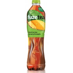 Студен чай Fuze Tea Манго и ананас 1.5l