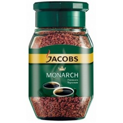 Кафе Якобс Монарх разтворимо буркан 200g
