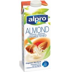 Напитка ALPRO Бадем без захар 1l