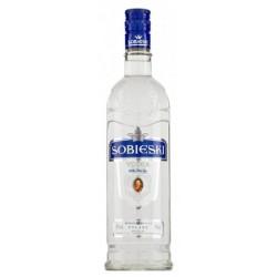 Водка Собиески синя 0,700