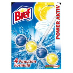 Ароматизатор Bref Power aktiv WC 50g Lemon