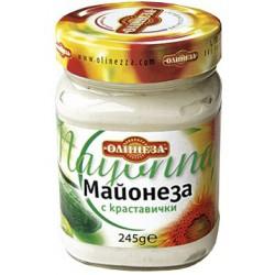 Майонеза с краставички Олинеза 230g буркан