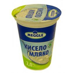 Кисело мляко Meggle 0.02 400g