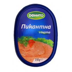 САЛАТА ДЕНИТО ПИКАНТНА 250g