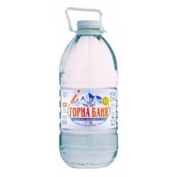 Вода Горна Баня минерална 3l