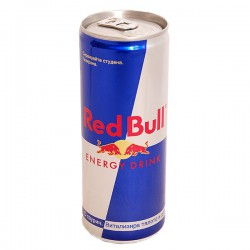 Енергийна напитка Red Bull 250ml