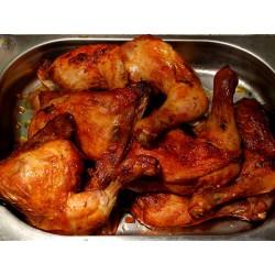 Бутче пилешко печено кг