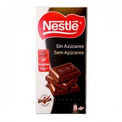 Шоколад Nestle натурален без захар 125g