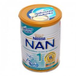 Мляко за кърмачета Nestle NAN 1 400g