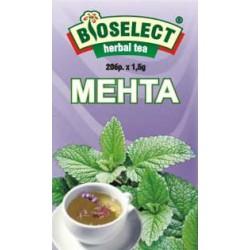 Чай Bioselect Мента 1.2g/20бр.