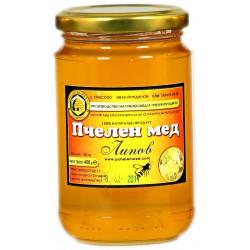 Пчелен мед липа 400g