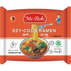 Спагети Mr. Park полуготови с телешко 65g