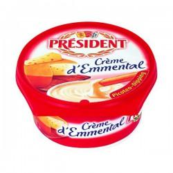 Крем сирене Ементал - President - 125g